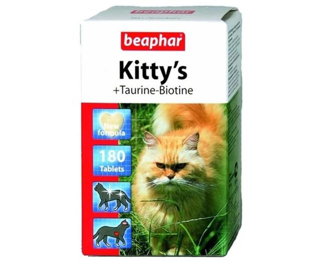 Витамины для кошек - какие и когда давать