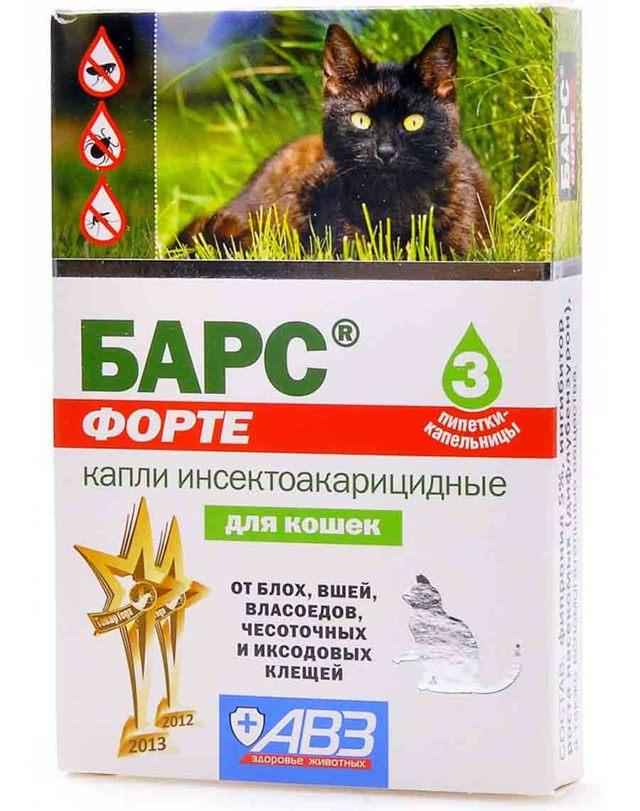 Адвантейдж для кошек - инструкция по применению