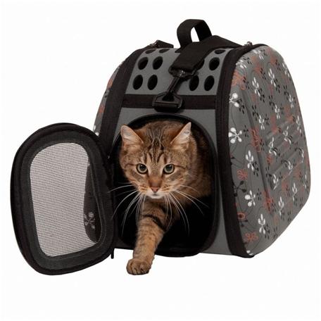 Переноска для кошек - виды и как выбрать