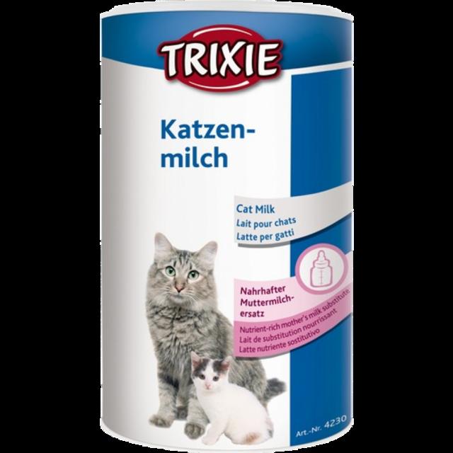 Заменитель молока для котят - какой лучше вибрать