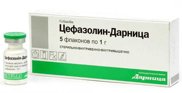 Цефазолин для кошек - инструкция по применению