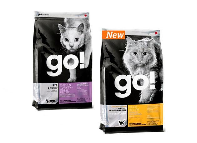 Корм go для кошек - состав, описание и цена