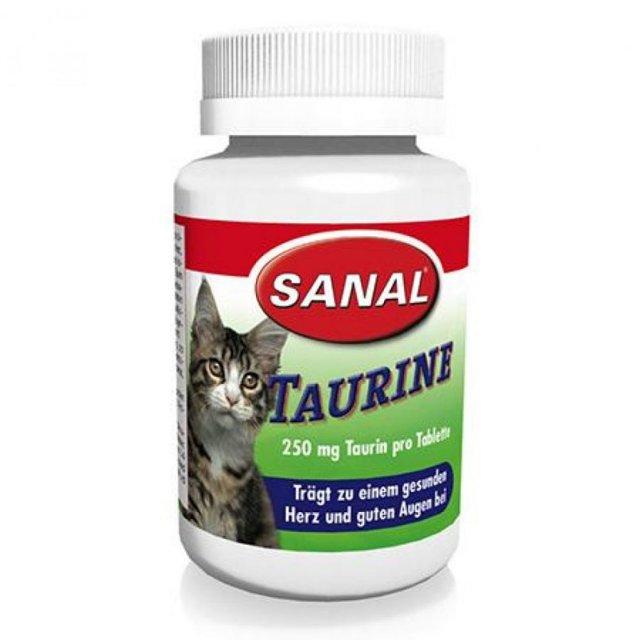 Таурин для кошек - вред и польза от витаминов