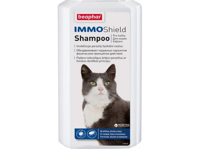 Шампунь для кошек от аллергии - как выбрать?