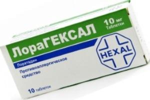 Таблетки от аллергии на кошек- список препаратов