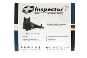 Провера для кошек: инструкция по применению