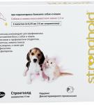 Новомек для кошек - инструкция по применению, дозировка