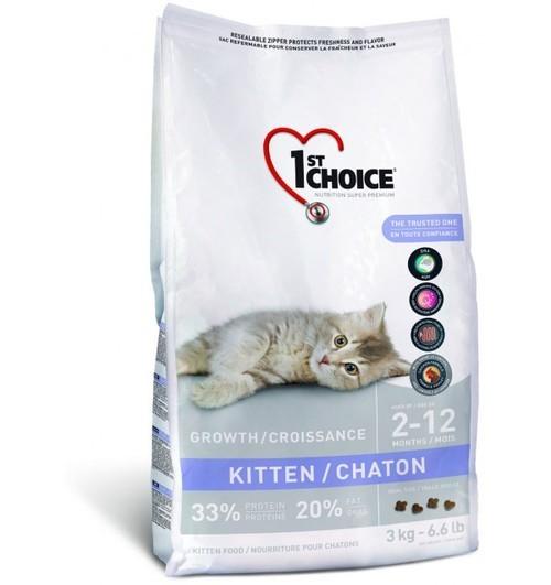 Каким кормом лучше кормить котенка - сухим или влажным