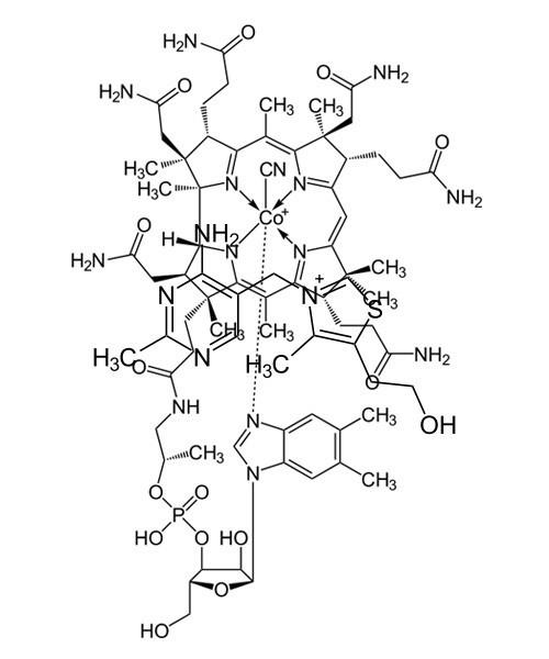 Цианокобаламин для кошек: инструкция по применению