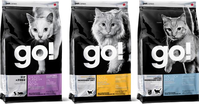 Состав корма ГОУ (go!) для кошек
